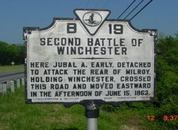Second Battle of Winchester