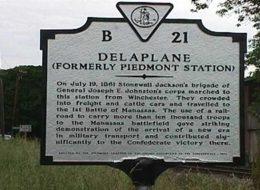 Delaplane–(Formerly Piedmont Station)