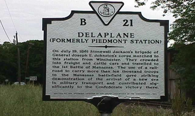 Delaplane–(Formerly Piedmont Station)
