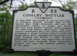 Cavalry Battles