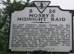 Mosby's Midnight Raid