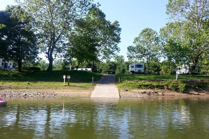 Poe's Southfork Campground